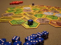 Board Game: Diceland