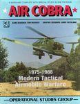 Board Game: Air Cobra: Modern Tactical Airmobile Warfare