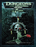 RPG Item: Dungeons the Dragoning 40,000 7th Edition Core Book (Version 1.4 & 1.5)
