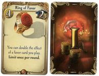 Board Game: Alchemists: Ring of Favor