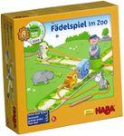 Board Game: Fädelspiel: Im Zoo