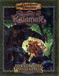 RPG Item: Fury in the Wastelands: The Orcs of Tellene