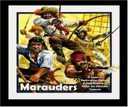 Board Game: Marauders