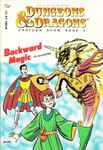 RPG Item: Book 2: Backward Magic