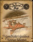 RPG Item: The Game Master's Guidebook to Victorian Adventure
