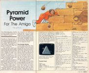 Video Game: Pyramid Power