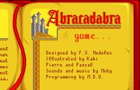 Video Game: Abracadabra