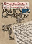 RPG Item: Encounter Decks 3