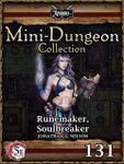 RPG Item: Mini-Dungeon Collection 131: Runemaker, Soulbreaker