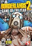 Video Game Compilation: Borderlands 2: Game of the Year Edition