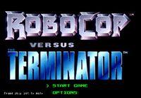 Video Game: Robocop versus The Terminator (Sega Platforms)