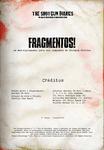 RPG Item: Fragmentos!