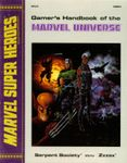 RPG Item: MU4: Gamer's Handbook of the Marvel Universe: Serpent Society thru Zzzax