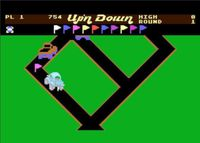 Video Game: Up'n Down