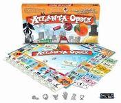 Board Game: Atlanta-Opoly