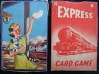 "Board Game: ""Express"" Card Game"