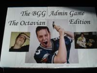 Board Game: The BGG Admin Game: The Octavian Edition