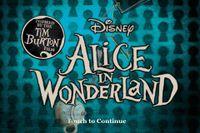 Video Game: Alice in Wonderland – An Adventure Beyond the Mirror