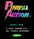 Video Game: Pinball Action