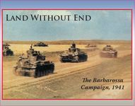 Board Game: Land Without End: The Barbarossa Campaign, 1941