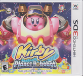Video Game: Kirby: Planet Robobot