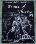 RPG Item: Prince of Thieves '81