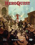 RPG Item: HeroQuest Core Rules Book