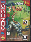 Video Game: Earthworm Jim