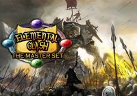 Board Game: Elemental Clash: The Master Set