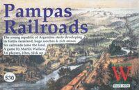 Board Game: Pampas Railroads
