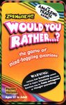Board Game: Zobmondo!! Would You Rather...? Pocket Version