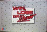 Board Game: Win, Lose or Draw