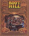 RPG Item: Boot Hill Referee's Screen and Mini-Module