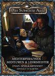 RPG Item: Spielkartenset Aventurische Meisterpersonen 2 – Mentoren & Lehrmeister