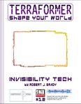 RPG Item: Terraformer #12: Invisibility Tech