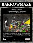 RPG Item: Barrowmaze