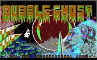 Video Game: Bubble Ghost