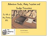 RPG Item: Adventure Hooks, Nasty Surprises and Grudge Encounters