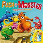 Board Game: Push a Monster