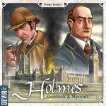 Board Game: Holmes: Sherlock & Mycroft