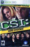 Video Game: CSI: Hard Evidence