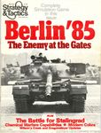 Board Game: Berlin '85: The Enemy at the Gates