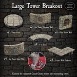 RPG Item: Large Tower Breakout Pack
