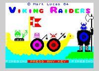 Video Game: Viking Raiders