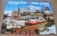 Board Game: Schweizer Reise