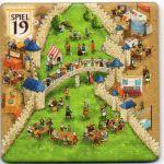 Board Game: Carcassonne: Bonusplättchen Spiel 2019