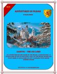 RPG Item: NC04: Xantus - The Ice Lord