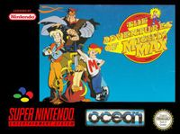 Video Game: The Adventures of Mighty Max