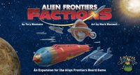 Board Game: Alien Frontiers: Factions
