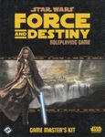 RPG Item: Star Wars: Force and Destiny Game Master's Kit